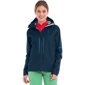 Schöffel Gardasee1 Jacket Women dress blues